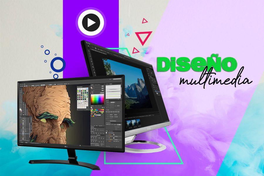 Diseñador gráfico multimedia